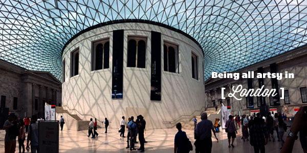 London Work Trip