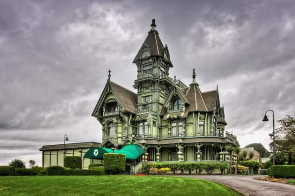Carson Mansion - Kay Gaensler