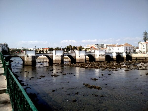 Portugal - Tavira Roman Bridge