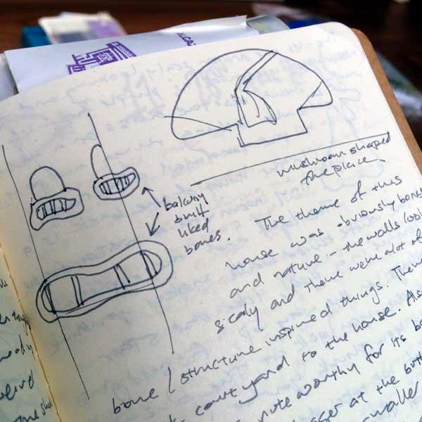 Travel Journals Barcelona 2008