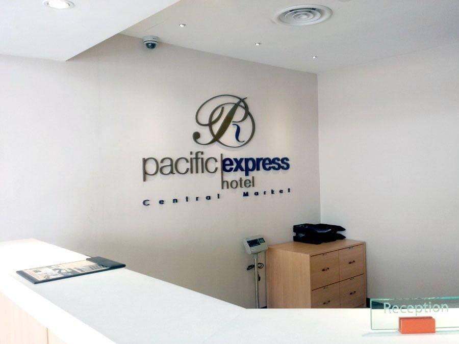 Pacific Express Hotel Central Market - Concierge