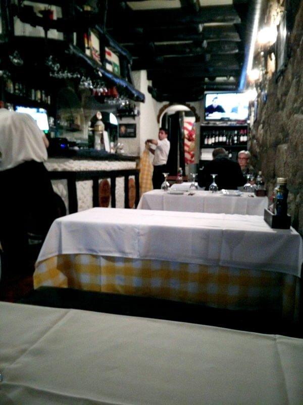 Portugal - Porto Gaia Restaurant