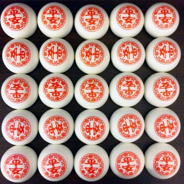 Hong Kong Cheung Chau - Magnet Buns