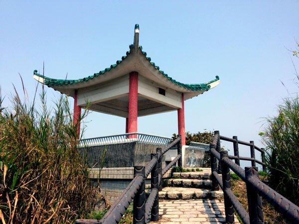 Hong Kong Cheung Chau - Northern Lookout Pavilion