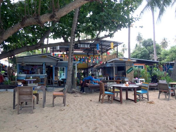 Koh Samui - RNavigator Think Cafe