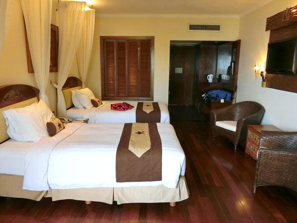 Bali Grand Mirage Resort Deluxe Ocean Room