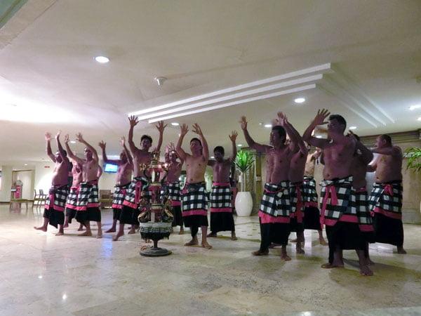 Bali Grand Mirage Resort Kecak Dance