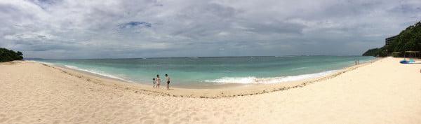 Bali Samabe Beach Pano