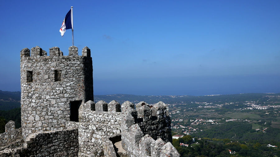 Day Trip to Sintra for Castles and Princess Fantasies