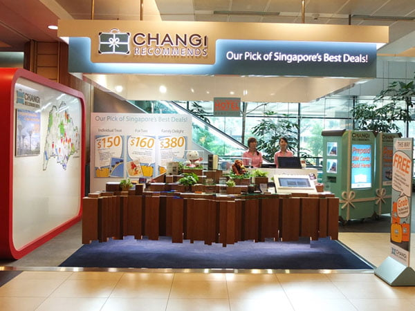 What Changi Recommends