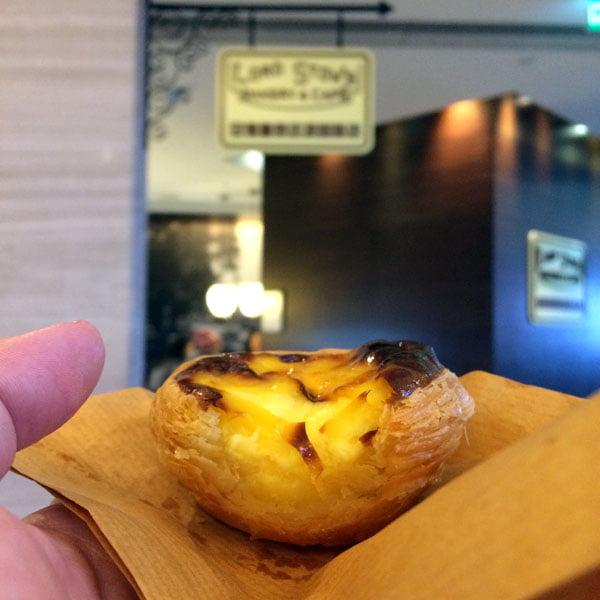 Macau Lord Stow Egg Tart