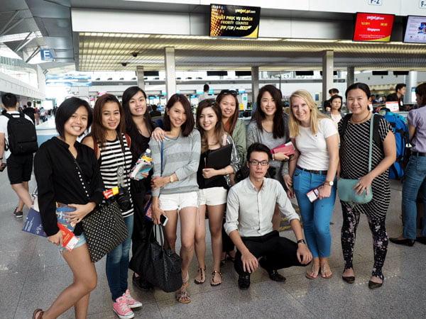 Vietnam Ho Chi Minh VietJetAir Media Trip