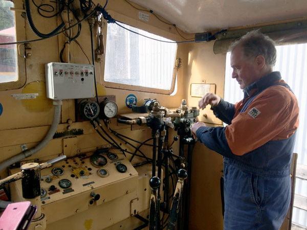 Gippsland Walhalla Train Controls
