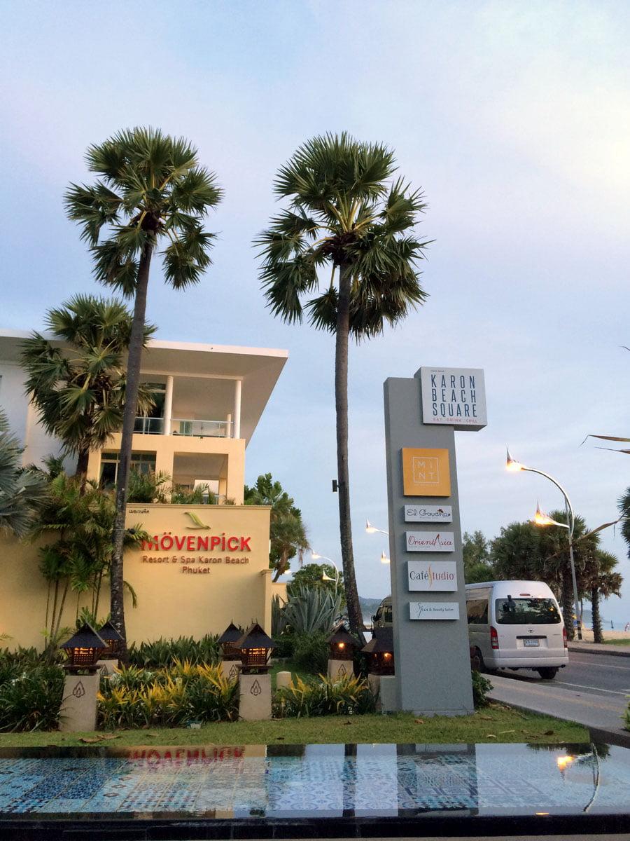 A Welcome Weekend Getaway at Moevenpick Karon Beach