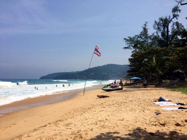 Phuket Moevenpick Resort Karon Beach Sunny