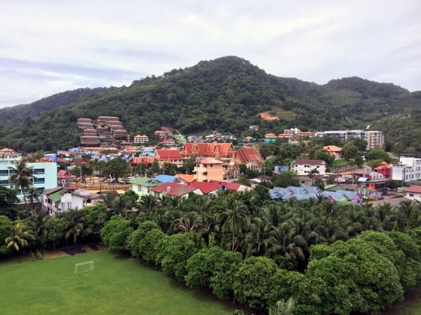 Phuket Moevenpick Resort Karon Village View