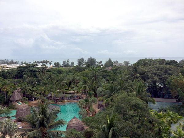Phuket Moevenpick Resort Sea View