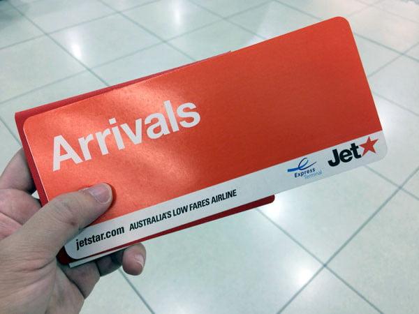 Jetstar Melbourne Express Pass