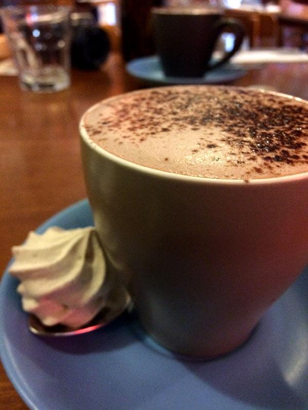 Melbourne Breizoz Hot Chocolate