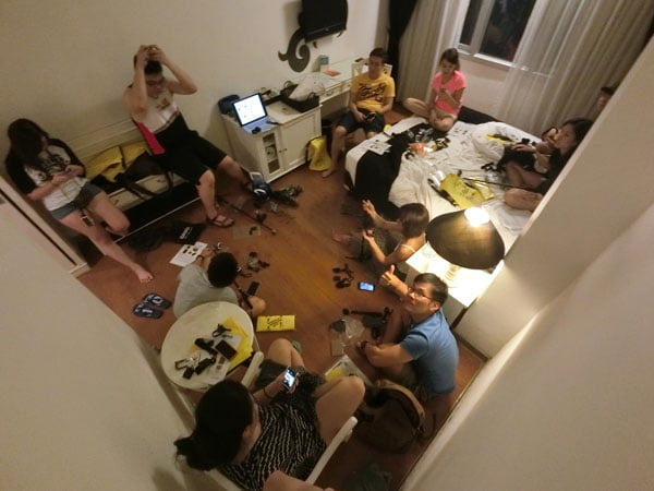 Bali Casio Blogger Briefing