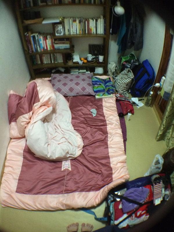 Seoul Hanok Room with Bed
