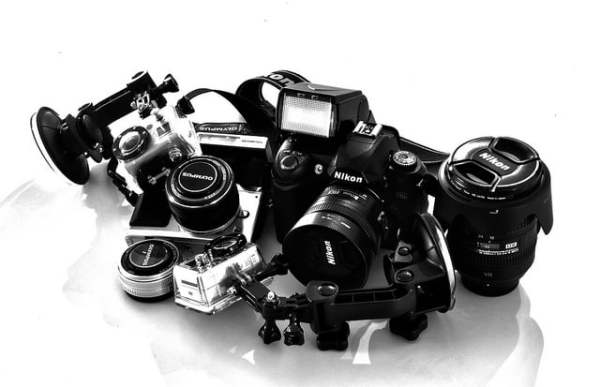 Camera Gear - Bryce Walker