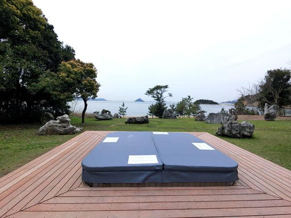 Naoshima - Benesse Park Cultural Melting Bath