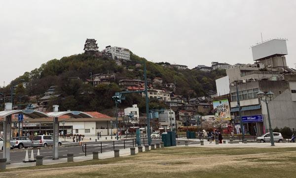 Onomichi - Castle Hill