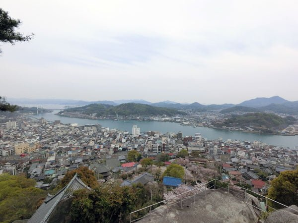 Onomichi - View from Above