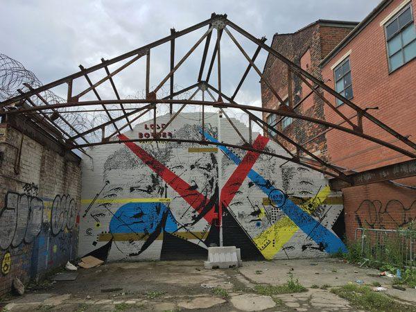 Manchester Street Art Kladi Chekos