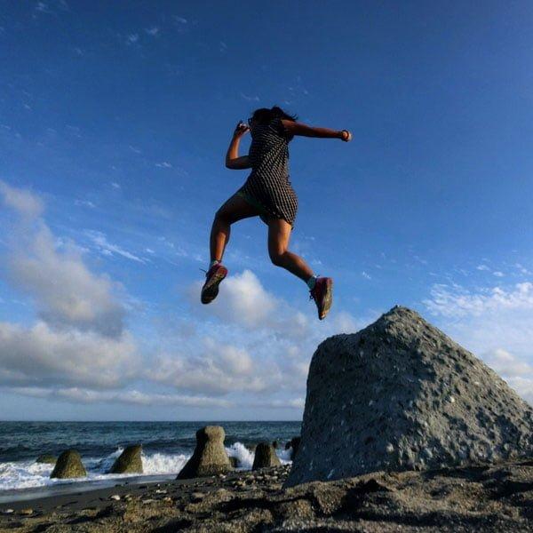 Taitung Beach Jumpshot