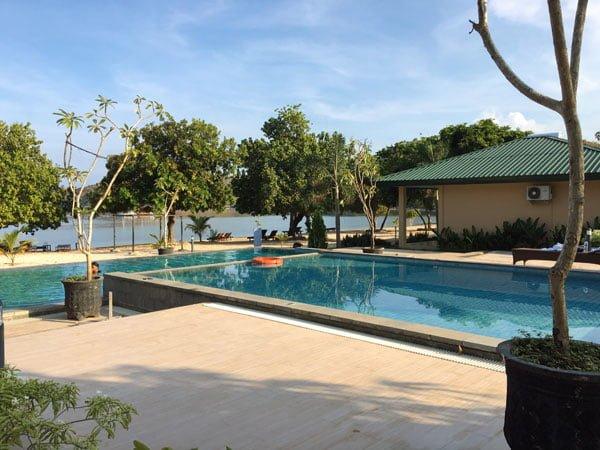 Flores Labuan Bajo Sylvia Resort Pool