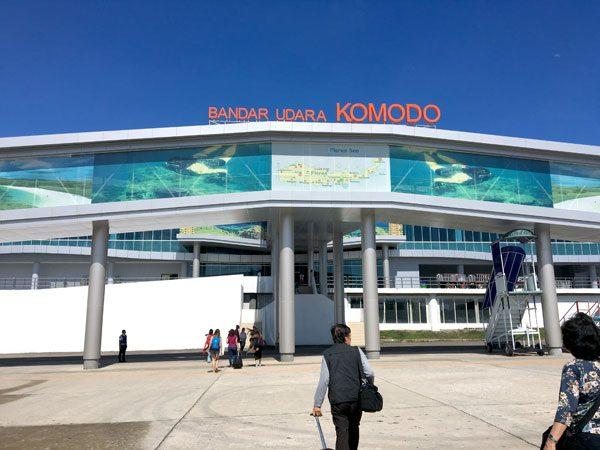 Komodo Labuan Bajo Airport Building