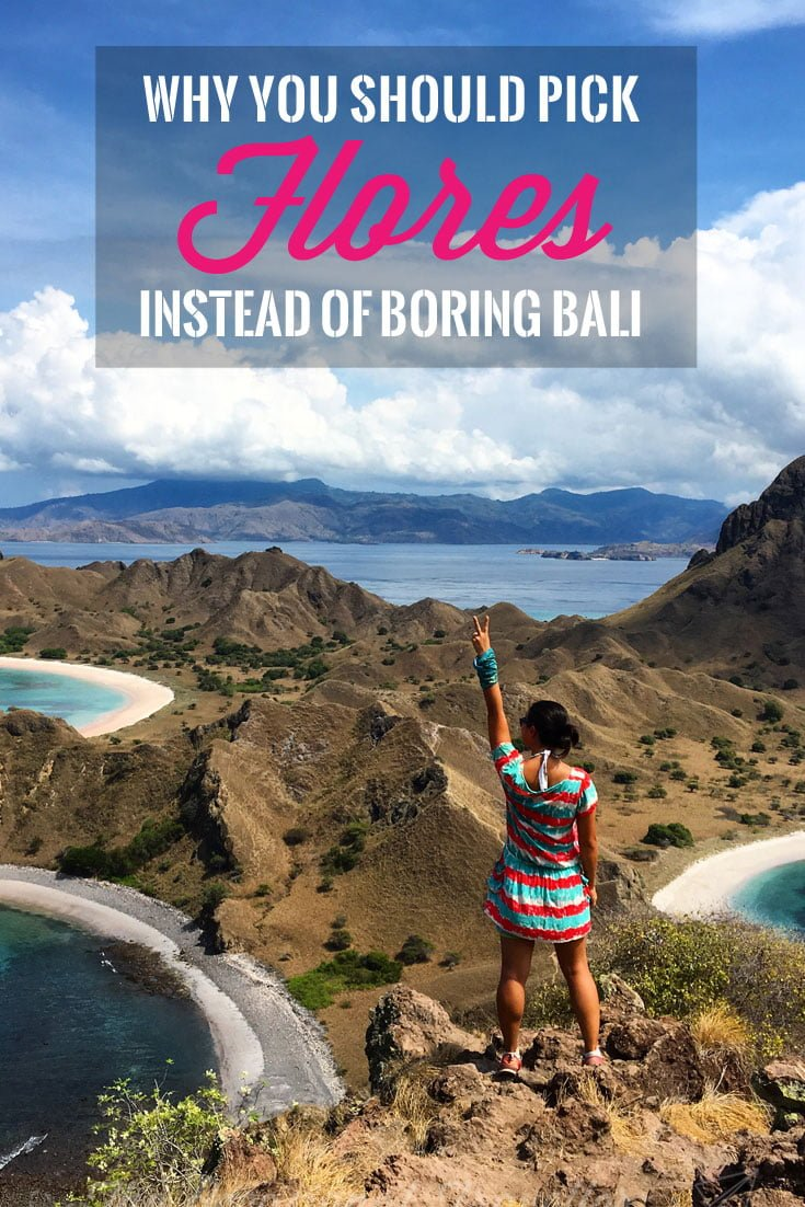 Why Your Next Indonesian Destination Needs To Be Flores
