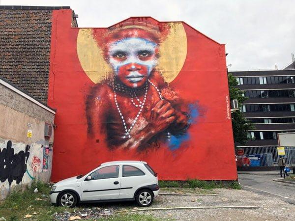 Manchester Street Art Dale Grimshaw