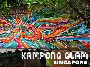 Singapore - Kampong Glam
