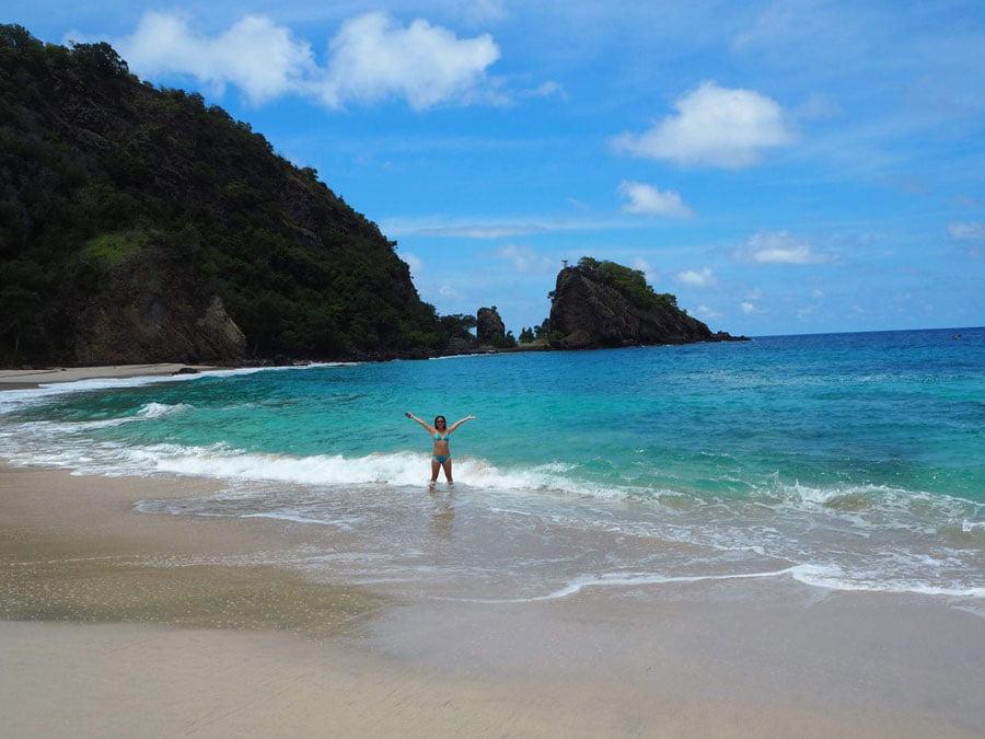 Flores Koka Beach Me Lucie