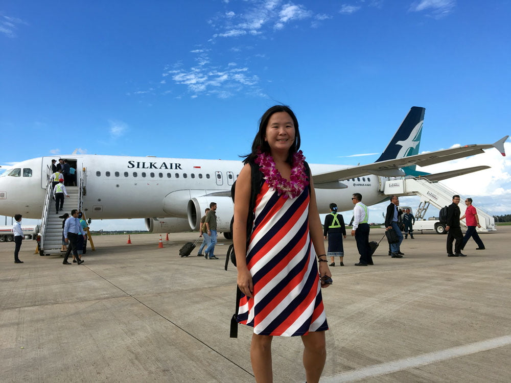 Fly direct from Singapore to Laos with Silkair - The Occasional ...