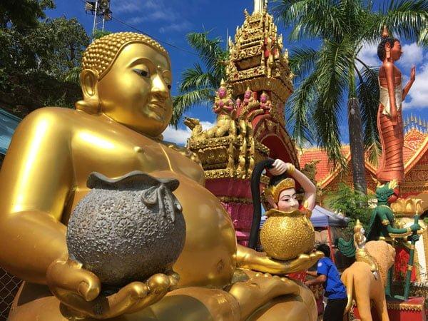 Laos Vientiane Simuang Statues