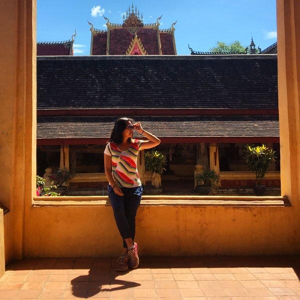 Laos Vientiane Sisaket Shades