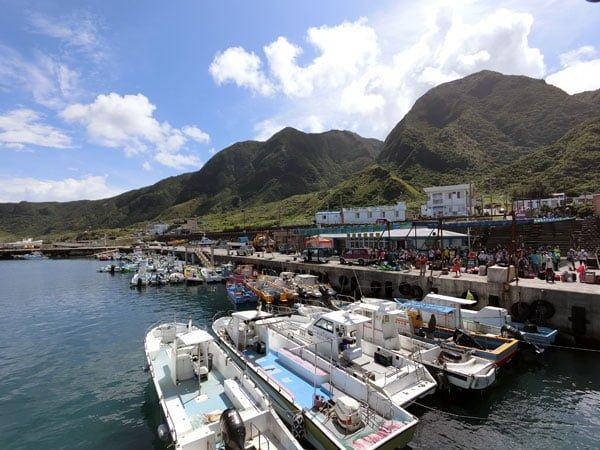 Taiwan Lanyu Kaiyuan Harbour