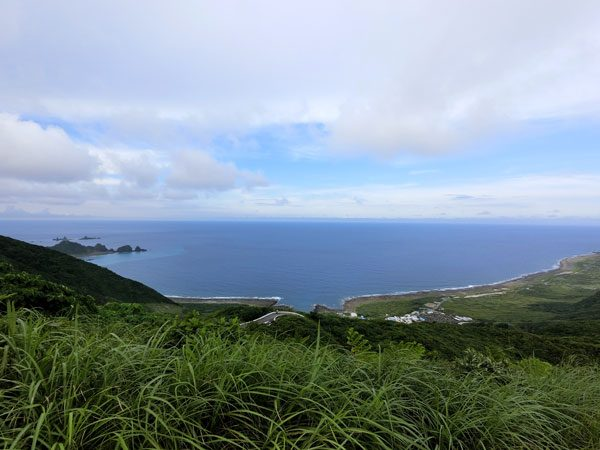 Taiwan Lanyu Weather Station View