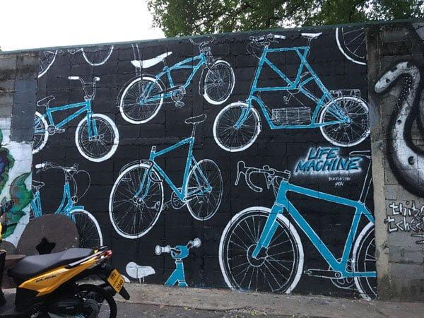 Bangkok Street Art CKR soi 32 sakyai