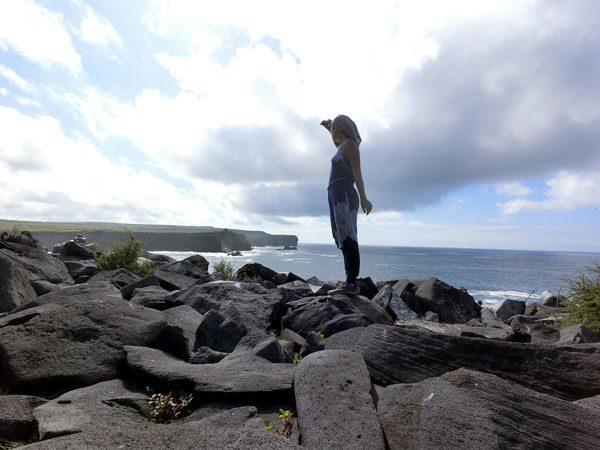 Galapagos Espanola Searching