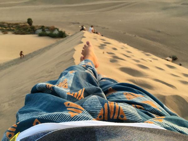 Peru Huacachina Dunes Pants