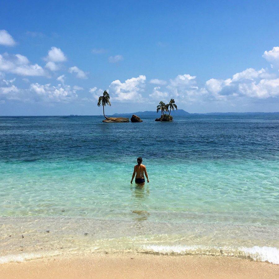 Panama Bocas Zapatilla Me