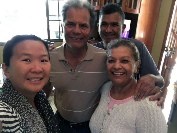 Panama Boquete Host Family