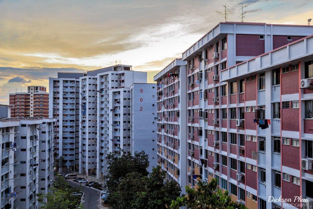 Singapore HDB Flats Dickson Phua