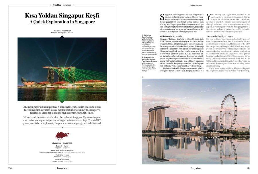 Skylife May 2017 Singapore