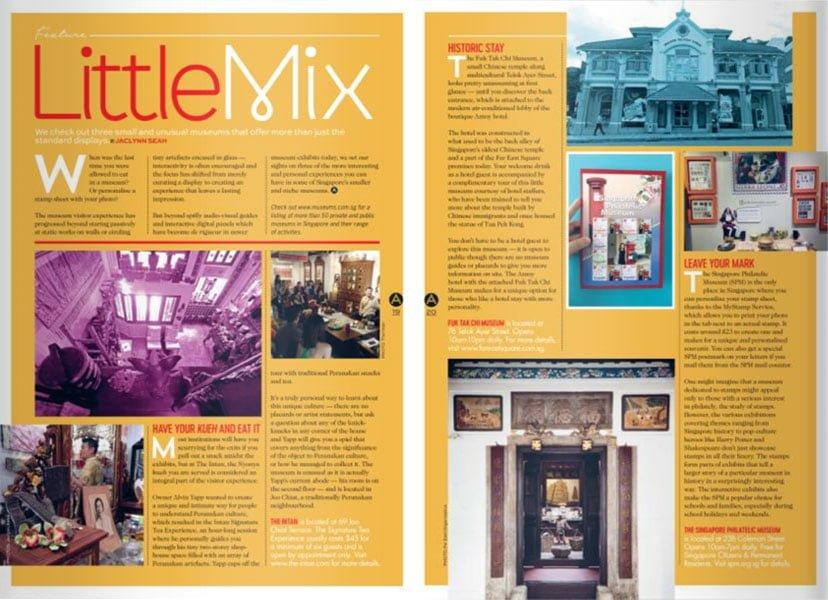 A List Little Mix Print Article